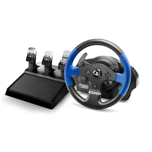 Thrustmaster T150 Pro Force Feedback Racing Wheel and 3 Pedal Set (PS4/PS3/PC)