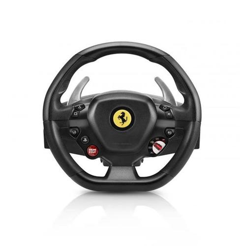 Thrustmaster T80 Ferrari 488 GTB Edition Racing Wheel and Pedal Set