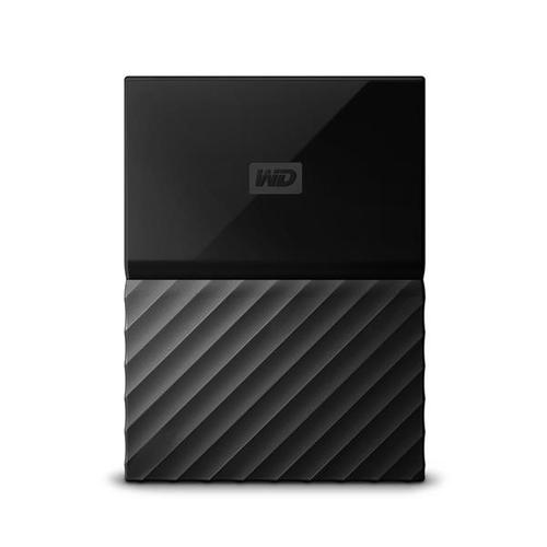 WD 2TB My Passport USB 3.0 Portable HDD PS4
