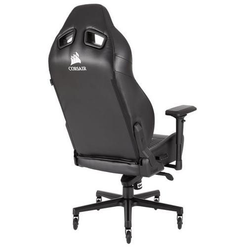 Corsair T2 Road Warrior Gaming Chair (Black/Black)