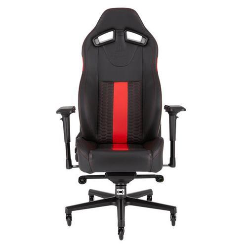 Corsair T2 Road Warrior Gaming Chair (Black/Red)