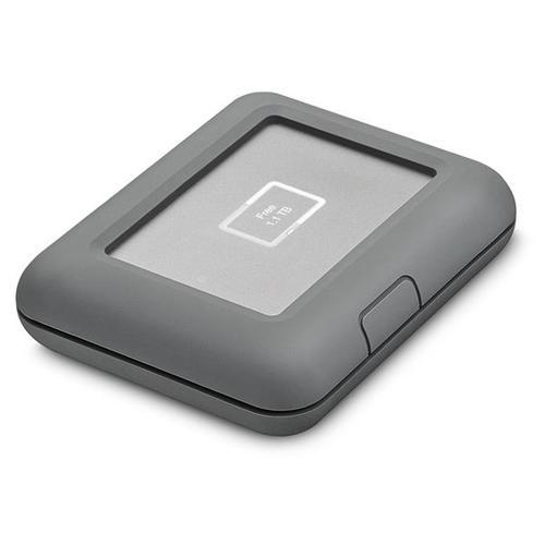 "Seagate 2TB DJI Copilot 2.5"" Portable HDD USB 3.0/ USB-C + SD/MicroSD Card Reader"