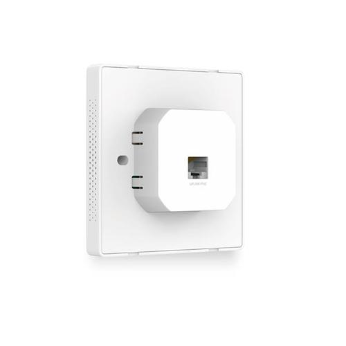 TP-Link 300Mbps Wireless N Wall-Plate Access Point (White) - V1.0