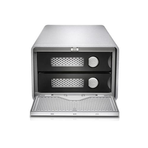 G-Technology G-RAID (20TB) 7200rpm Removable Thunderbolt 3 HDD Array (External)