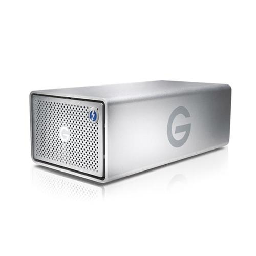 G-Technology 8TB G-RAID Thunderbolt 3/USB-C/HDMI Dual-Hard Drive Array External - 500MB/s