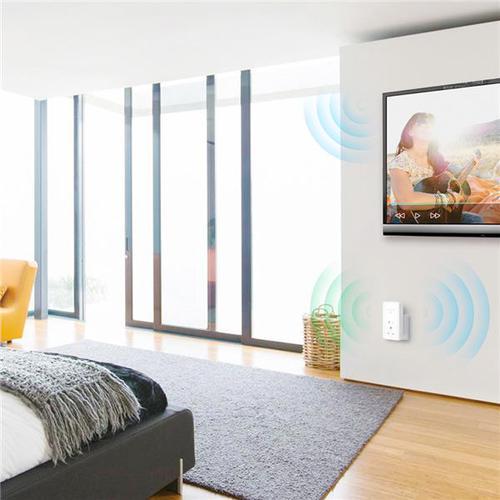 TP-Link AV1300 1300Mbps 3-Port Gigabit Passthrough Powerline AC Wi-Fi (White) - V2.1