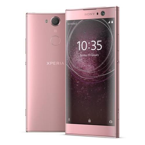 Sony Xperia XA2 (5.2 inch) 32GB 23MP Smartphone (Pink)