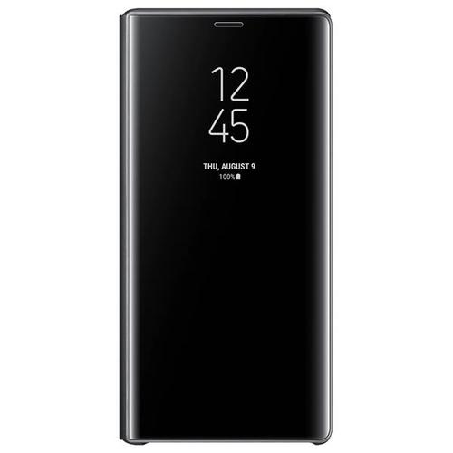 Samsung Galaxy Note 9 S-View Flip Cover  - Black