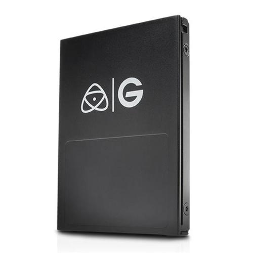 G-Technology 1TB Atomos SATA External HDD Mac/PC (Black) - 135MB/s