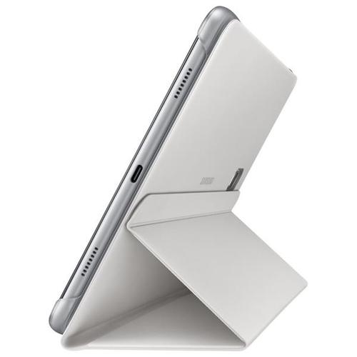 Samsung Book Cover (Grey) for Samsung Galaxy Tab A 10.5 Tablets
