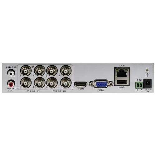 Swann DVR-4580 8 Channel Digital Video Recorder with 1TB HDD and 4 x Thermal Sensing Cameras