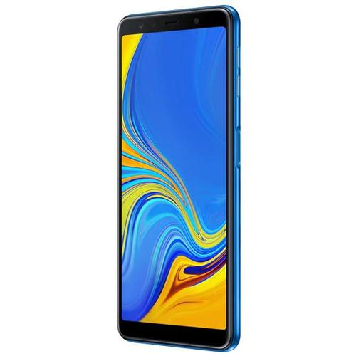 Samsung Galaxy A7 (6.0 inch) 64GB 24MP Smartphone (Blue)