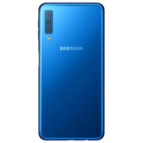 Samsung Galaxy A7 (6.0 inch) 64GB 24MP Smartphone (Blue)