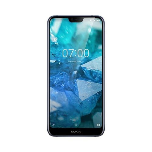 Nokia 7.1 (5.84 inch) 32GB 12MP+5MP Smartphone (Gloss Midnight Blue)