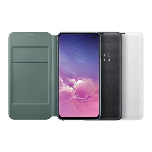 Samsung Galaxy S10e LED View Cover - Black
