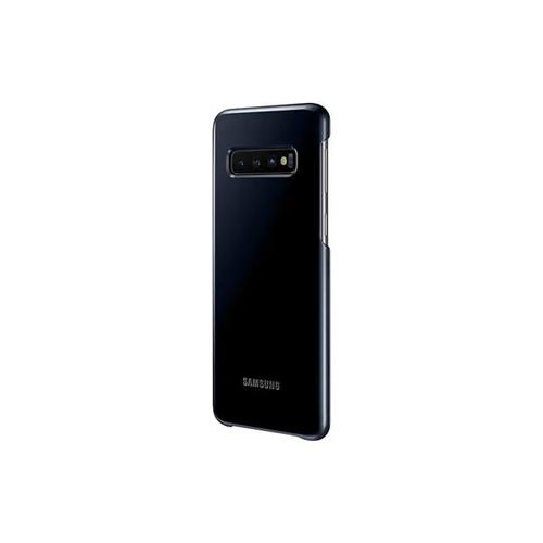 Samsung Galaxy S10 LED Cover - Black