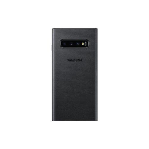 Samsung Galaxy S10 LED View Cover - Black