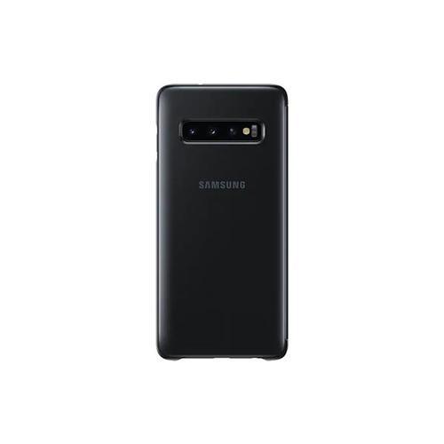 Samsung EF-ZG973 Clear View (Black) for Galaxy S10