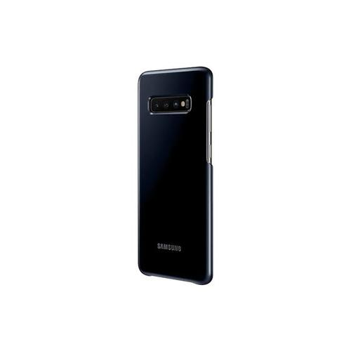 Samsung Galaxy S10+ LED Cover - Black