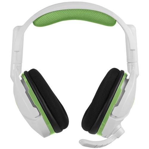 Turtle Beach Ear Force Stealth 600 Wireless Gaming Headset (White) for Xbox  One Consoles
