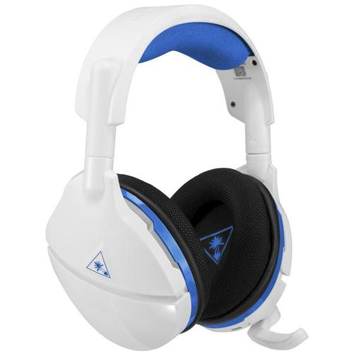 Turtle Beach Ear Force Stealth 600 Wireless Gaming Headset 5.1 (White) for PS4