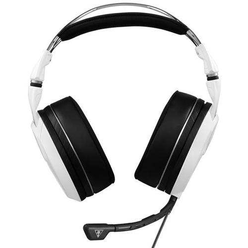 Turtle Beach Elite Pro 2 Gaming Headset with SuperAmp for PS4 and PC - White