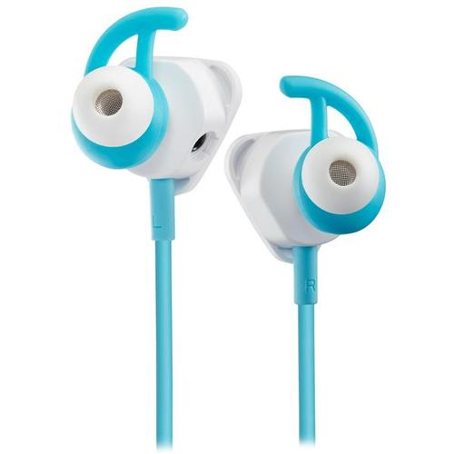 Turtle Beach Battle Bud In-Ear Gaming Headset - White/Cyan