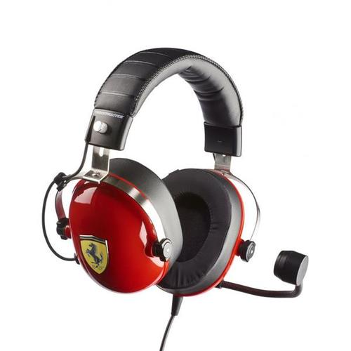 Thrustmaster T.Racing Scuderia Ferrari Edition Gaming Headset