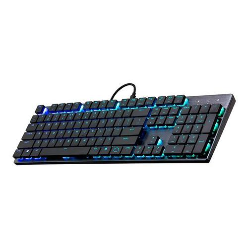 Cooler Master SK650 Mechanical Keyboard with Cherry MX Low Profile