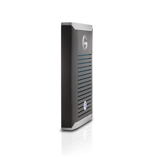 G-Technology G-DRIVE Mobile Pro (500GB) Thunderbolt 3 SSD (External)