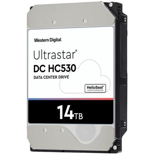 HGST Ultrastar DC HC530 (14TB) 7200rpm SATA 6Gb/s HDD (Internal)