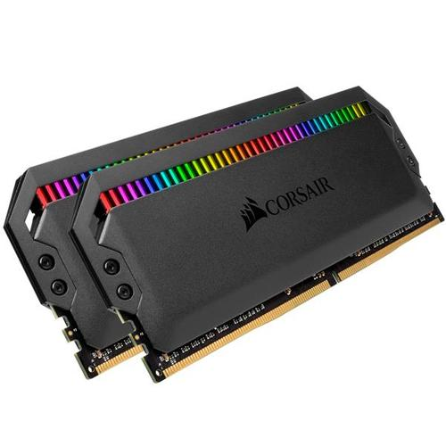Corsair Dominator Platinum RGB 32GB (2 x 16GB) Memory Kit 3200MHz DDR4 DRAM C16