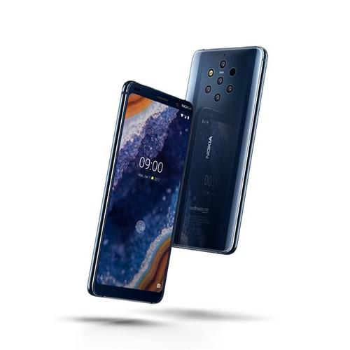 Nokia 9 PureView (5.99 inch) 128GB 20MP Smartphone (Midnight Blue)