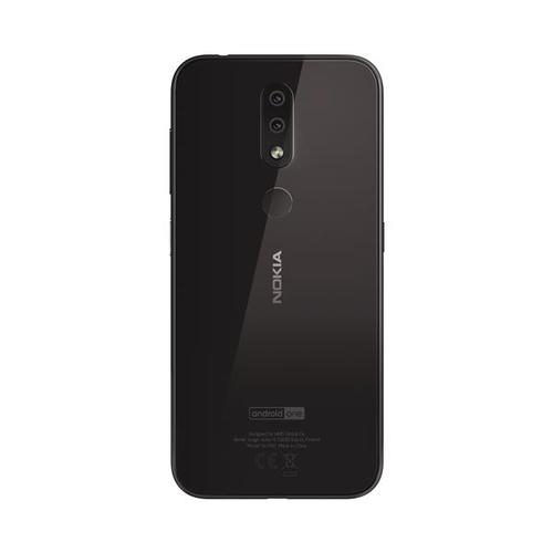 Nokia 4.2 (5.71 inch) 32GB 13MP Smartphone (Black)