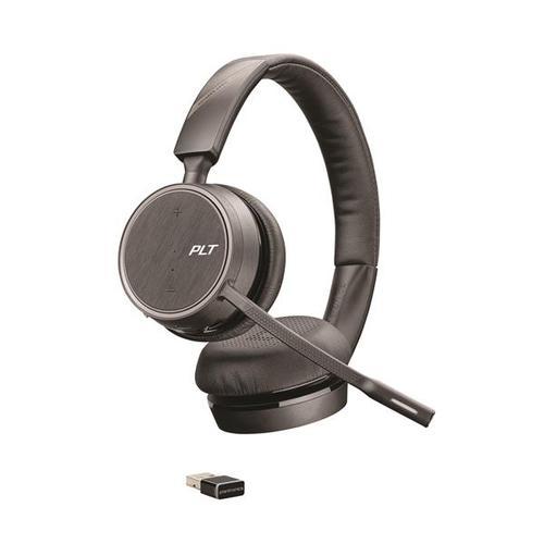 Plantronics Voyager B4220 USB-A UC Bluetooth Headset