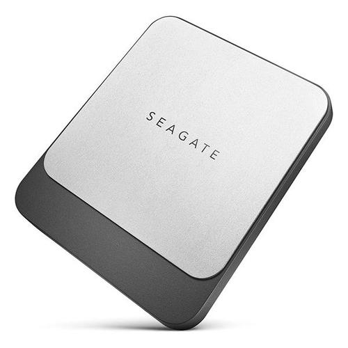 Seagate 1TB Fast SSD Compact Portable SSD with USB-C External - 540MB/s
