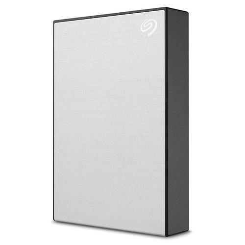 Seagate 5TB Backup Plus USB 3.0 Portable Drive External HDD - Silver