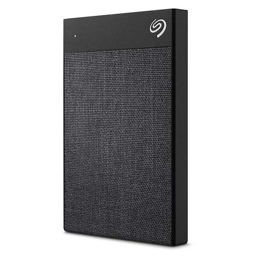Seagate 1TB Backup Plus Ultra Touch USB 3.0/USB-C Portable HDD (Black)