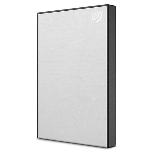 Seagate 1TB Backup Plus Slim USB 3.0 Portable Hard Drive External - Silver
