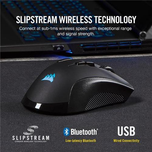 Corsair IRONCLAW RGB WIRELESS Gaming Mouse (EU)