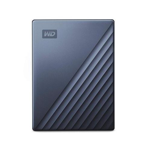 "WD 2TB My Passport Ultra USB-C 2.5"" Portable Hard Drive External - Blue"
