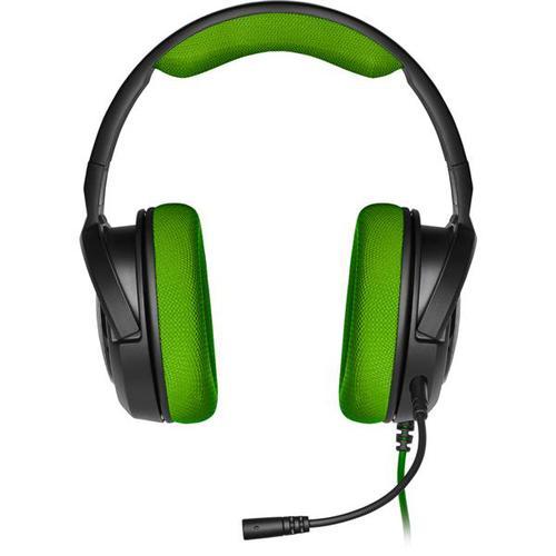 Corsair HS35 Stereo Gaming Headset Green - EU