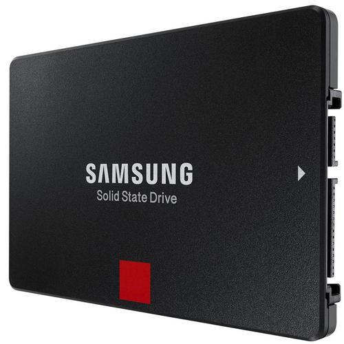 """Samsung 512GB SSD 860 PRO Internal SATA 2.5"""" Solid State Drive - 560MB/s"""