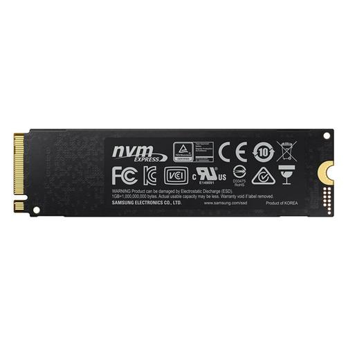Samsung 512GB SSD 970 PRO Internal M.2 PCIe Solid State Drive - 3500 MB/s