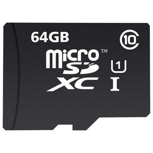 MyMemory 64GB Micro SD Card (SDXC) UHS-I U1 + Adapter - 90MB/s