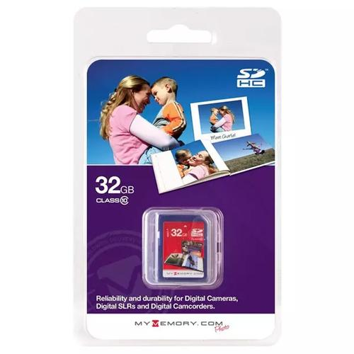 MyMemory 32GB SD Card (SDHC) - 20MB/s