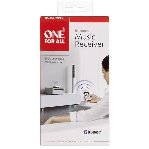 One For All Wireless Bluetooth Music Receiver