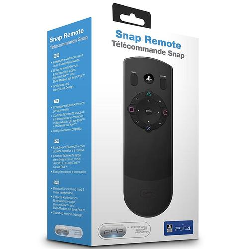 Sony PS4 Officially Licensed Media Remote Control (Sony PS4)