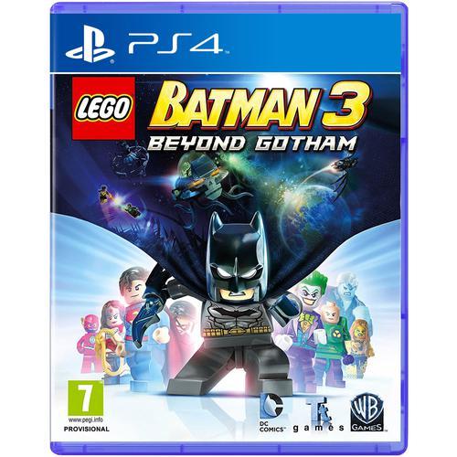 LEGO Batman 3: Beyond Gotham (Sony PS4)