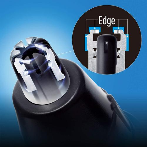 Panasonic Nose & Facial Hair Battery Powered Trimmer (ER-GN30)